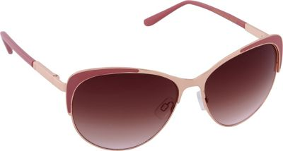 Laundry by Shelli Segal Sunglasses Laundry by Shelli Segal Sunglasses Combo Cat Eye Sunglasses Rose Gold/Coral - Laundry by Shelli Segal Sunglasses Sunglasses