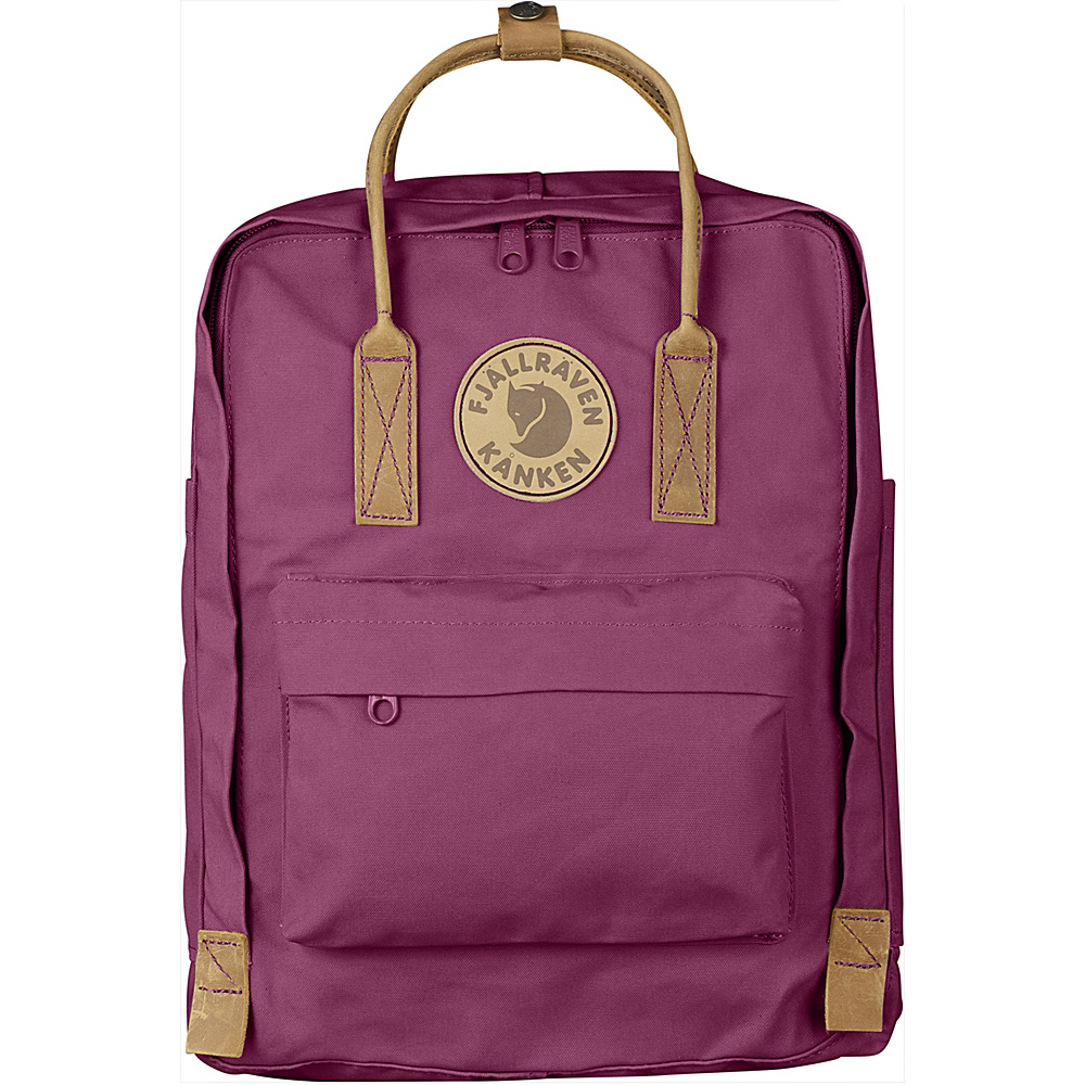 Fjallraven Kanken No.2 Backpack Plum - Fjallraven Everyday Backpacks - Backpacks, Everyday Backpacks