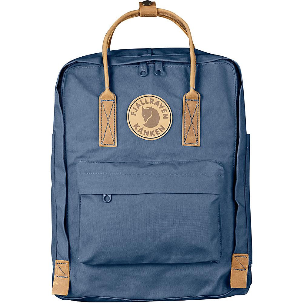 Fjallraven Kanken No.2 Backpack Blue Ridge - Fjallraven Everyday Backpacks - Backpacks, Everyday Backpacks