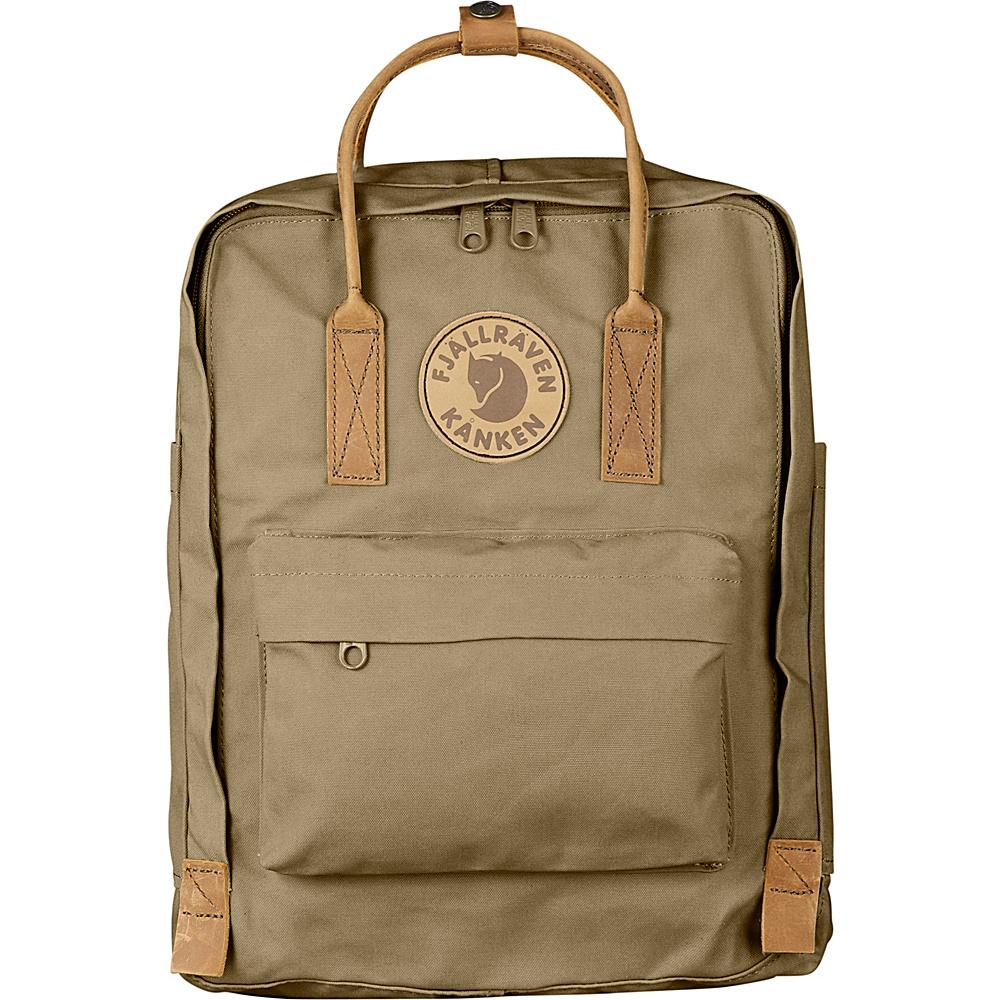 Fjallraven Kanken No.2 Backpack Sand - Fjallraven Everyday Backpacks - Backpacks, Everyday Backpacks