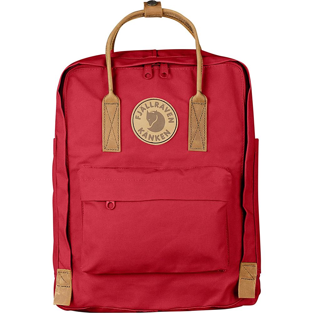 Fjallraven Kanken No.2 Backpack Deep Red - Fjallraven Everyday Backpacks - Backpacks, Everyday Backpacks