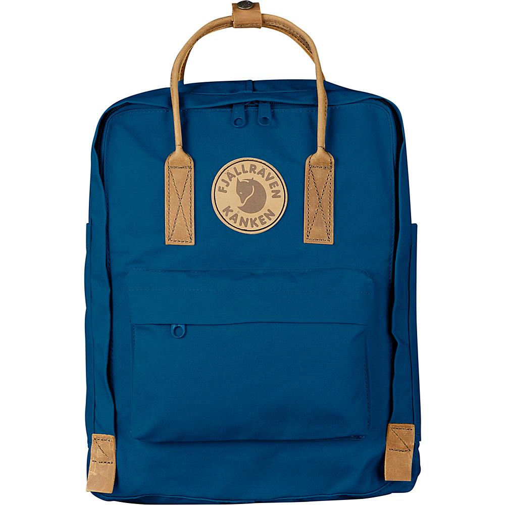 Fjallraven Kanken No.2 Backpack Lake Blue - Fjallraven Everyday Backpacks - Backpacks, Everyday Backpacks