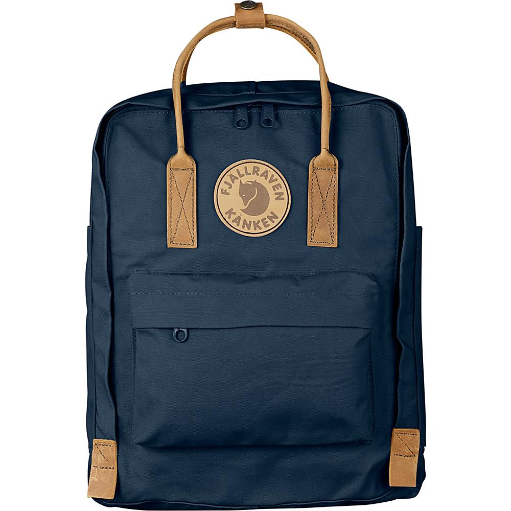 Fjallraven Kanken No.2 Backpack Navy - Fjallraven Everyday Backpacks - Backpacks, Everyday Backpacks