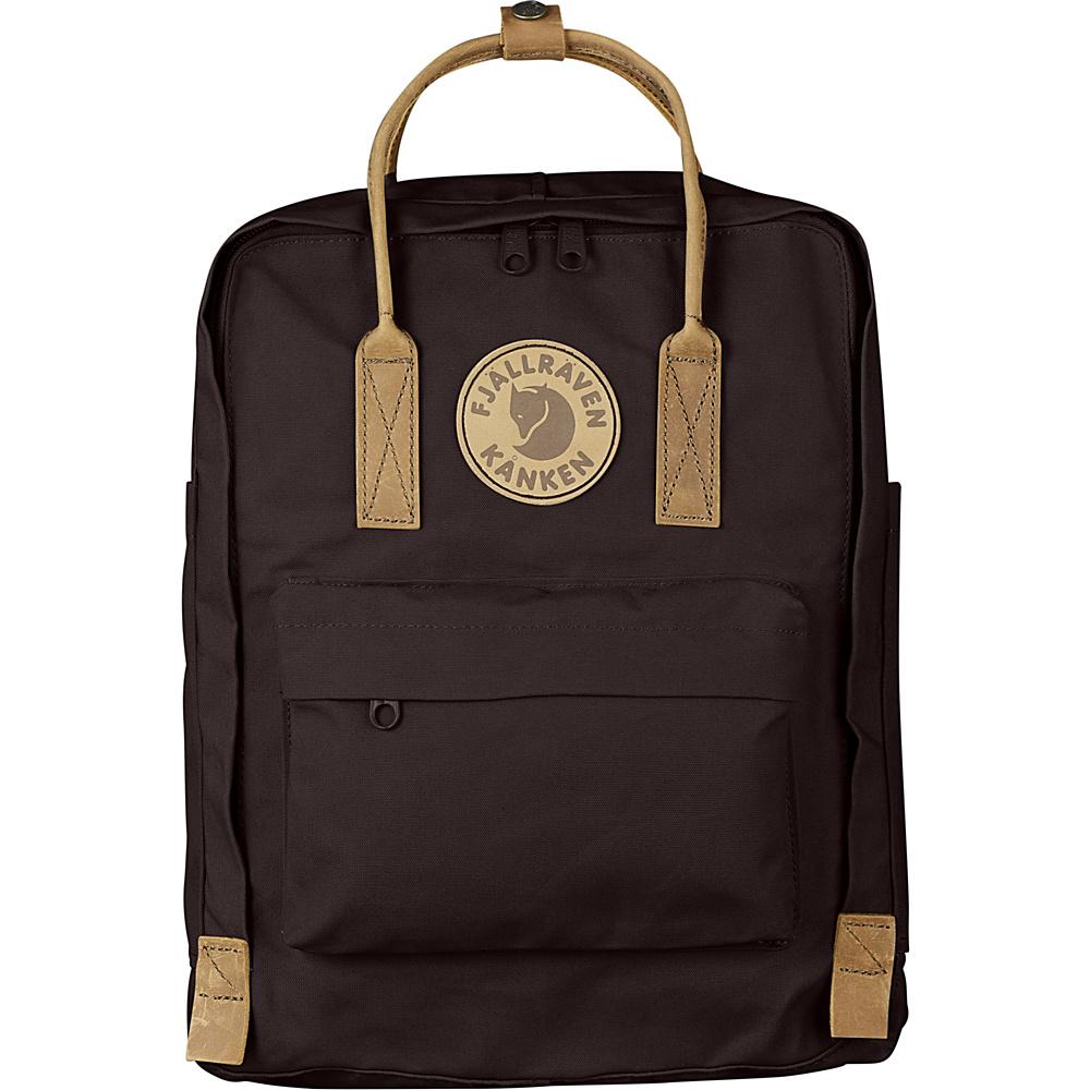Fjallraven Kanken No.2 Backpack Hickory Brown - Fjallraven Everyday Backpacks - Backpacks, Everyday Backpacks