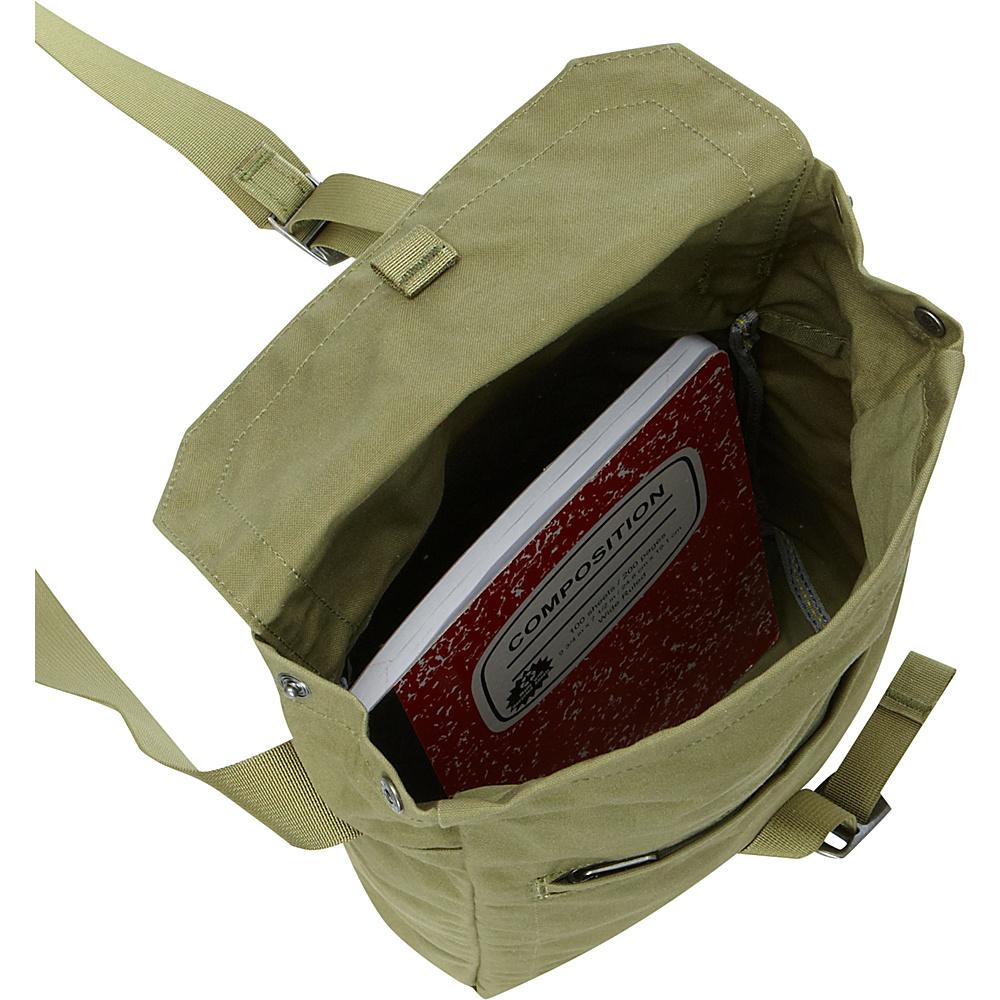 Fjallraven Foldsack No.3 Crossbody Autumn Leaf - Fjallraven Messenger Bags
