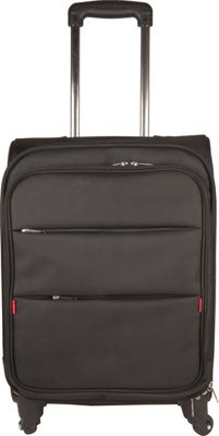 Urban Factory City Travel Trolley for 17.3 inch Notebook Black - Urban Factory Softside Carry-On