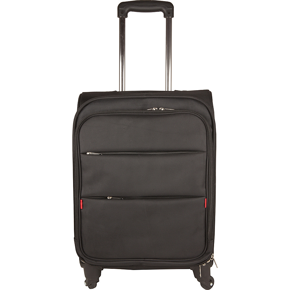 Urban Factory City Travel Trolley for 17.3 Notebook Black Urban Factory Softside Carry On