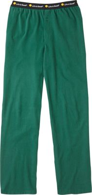 Life is good Mens Knit Sleep Pant Hunter Green - Extra Extra Large - Life is good Men's Apparel