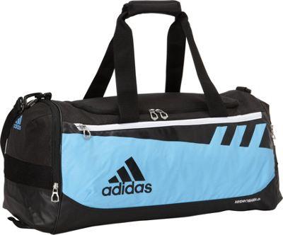 adidas Team Issue Medium Duffle Collegiate Light Blue - adidas All Purpose Duffels 10400925