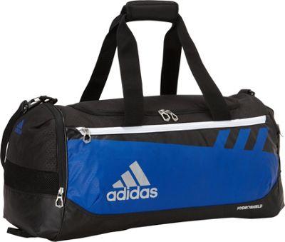 adidas Team Issue Medium Duffle Bold Blue - adidas All Purpose Duffels