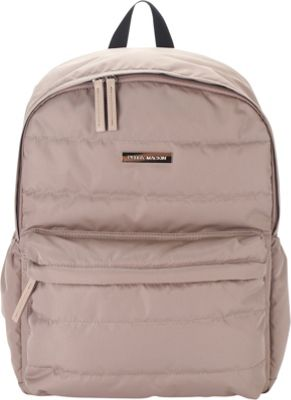 Perry Mackin Paris Diaper Backpack Beige - Perry Mackin Diaper Bags & Accessories