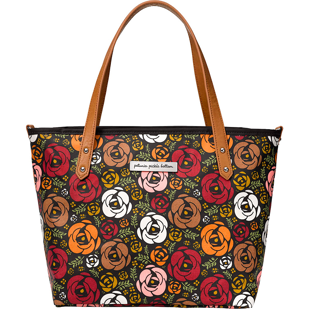 Petunia Pickle Bottom Downtown Tote Mini Gardens of Gillingham - Petunia Pickle Bottom Diaper Bags & Accessories