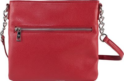 Chic Buds Chic Buds Crossbody Power Red - Chic Buds Manmade Handbags