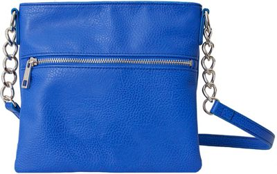 Chic Buds Crossbody Power Blue - Chic Buds Manmade Handbags