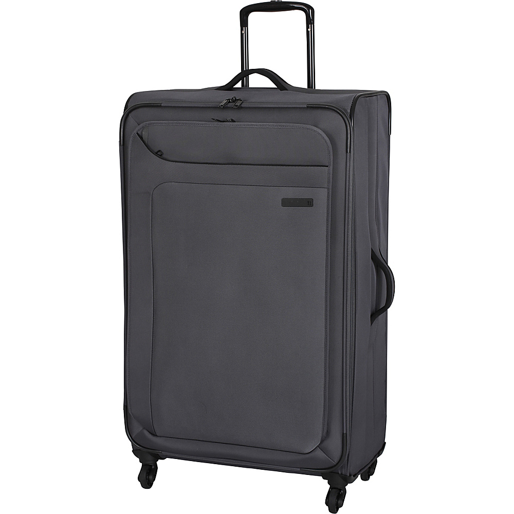 it luggage megalite 32 inch 4 wheel spinner 6 colors large. Black Bedroom Furniture Sets. Home Design Ideas