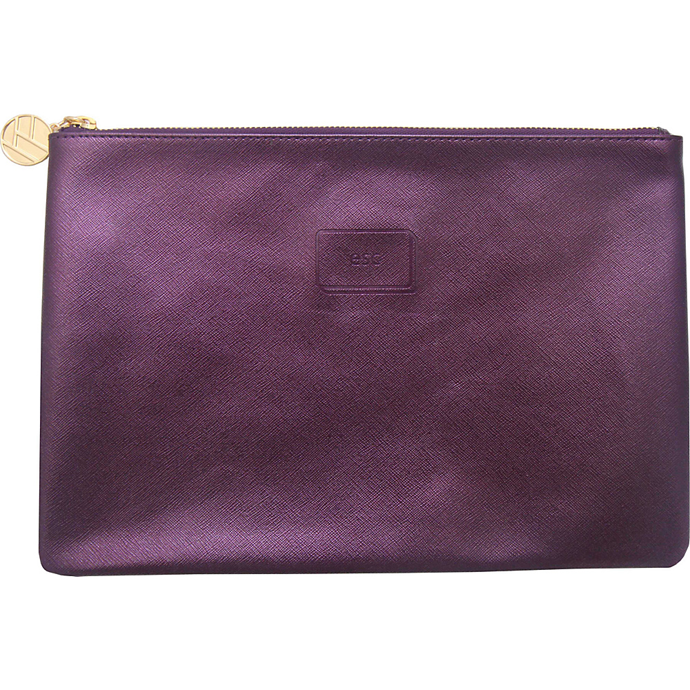 Flight 001 Escape Artist Pouch Amethyst - Flight 001 Toiletry Kits