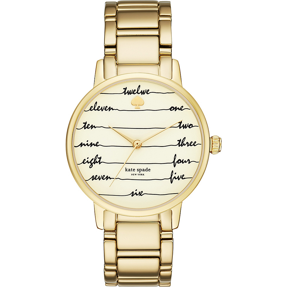 kate spade watches Metro Watch Gold kate spade watches Watches