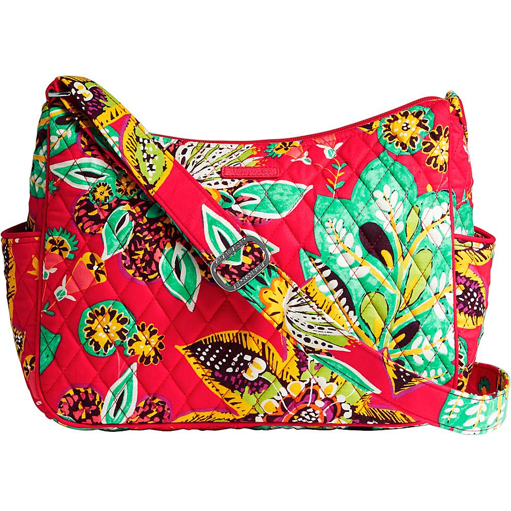 Vera Bradley On the Go Crossbody Rumba - Vera Bradley Fabric Handbags - Handbags, Fabric Handbags