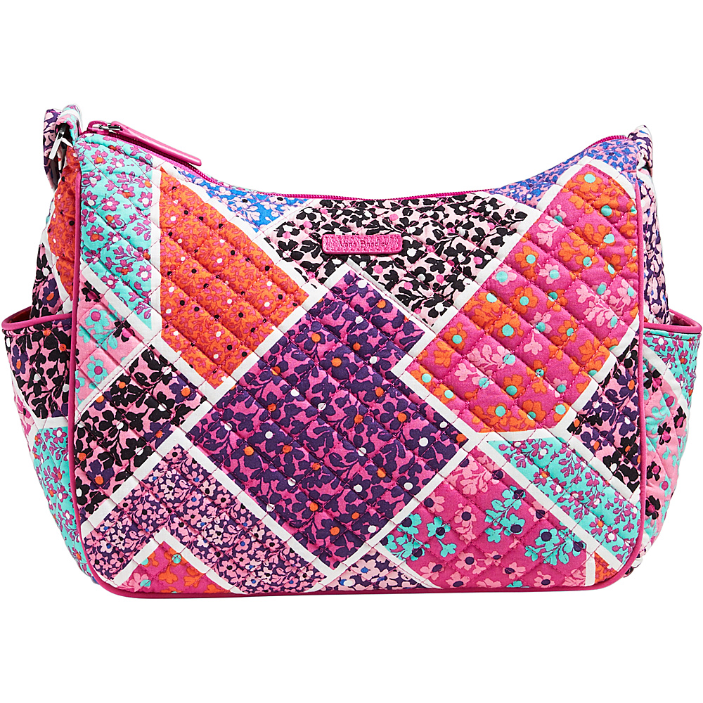 Vera Bradley On the Go Crossbody Modern Medley - Vera Bradley Fabric Handbags - Handbags, Fabric Handbags