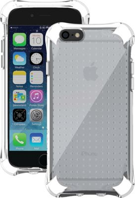 Image of Apple iPhone 6/6S Ballistic JS1465-B12N Jewel Spark Series Case - Clear/White