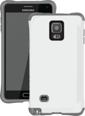 Ballistic Samsung Galaxy Note 4 Urbanite Case Charcoal/White - Ballistic Electronic Cases