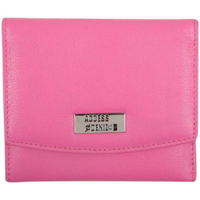 Access Denied RFID Blocking Women's Trifold Wallet Slim Line Pink - Access Denied Women's Wallets