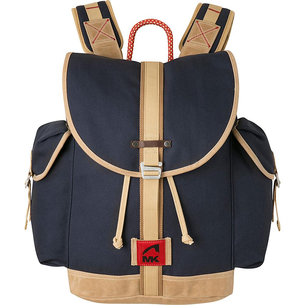 Mountain Khakis Rucksack Bag Navy - Mountain Khakis Everyday Backpacks - Backpacks, Everyday Backpacks