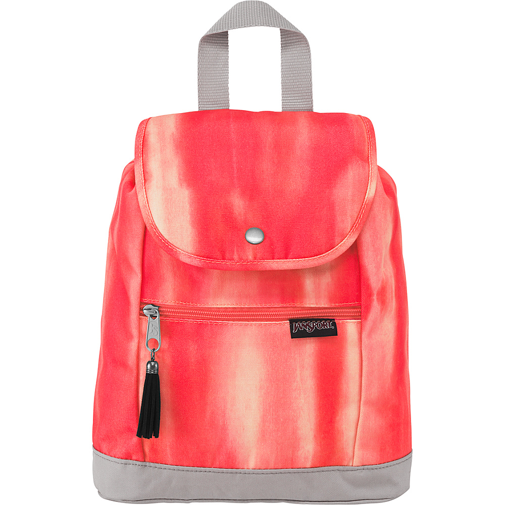 JanSport Abbie Backpack Sunkissed Poly Canvas - JanSport Everyday Backpacks