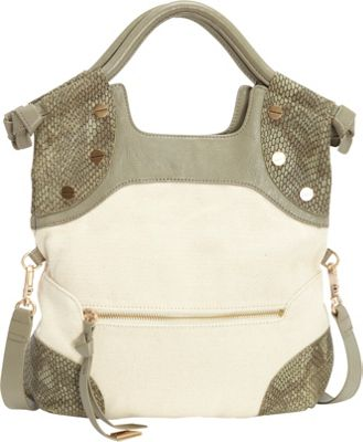 Foley + Corinna Foley + Corinna Cerberus Lady Tote Safari Snake - Foley + Corinna Designer Handbags