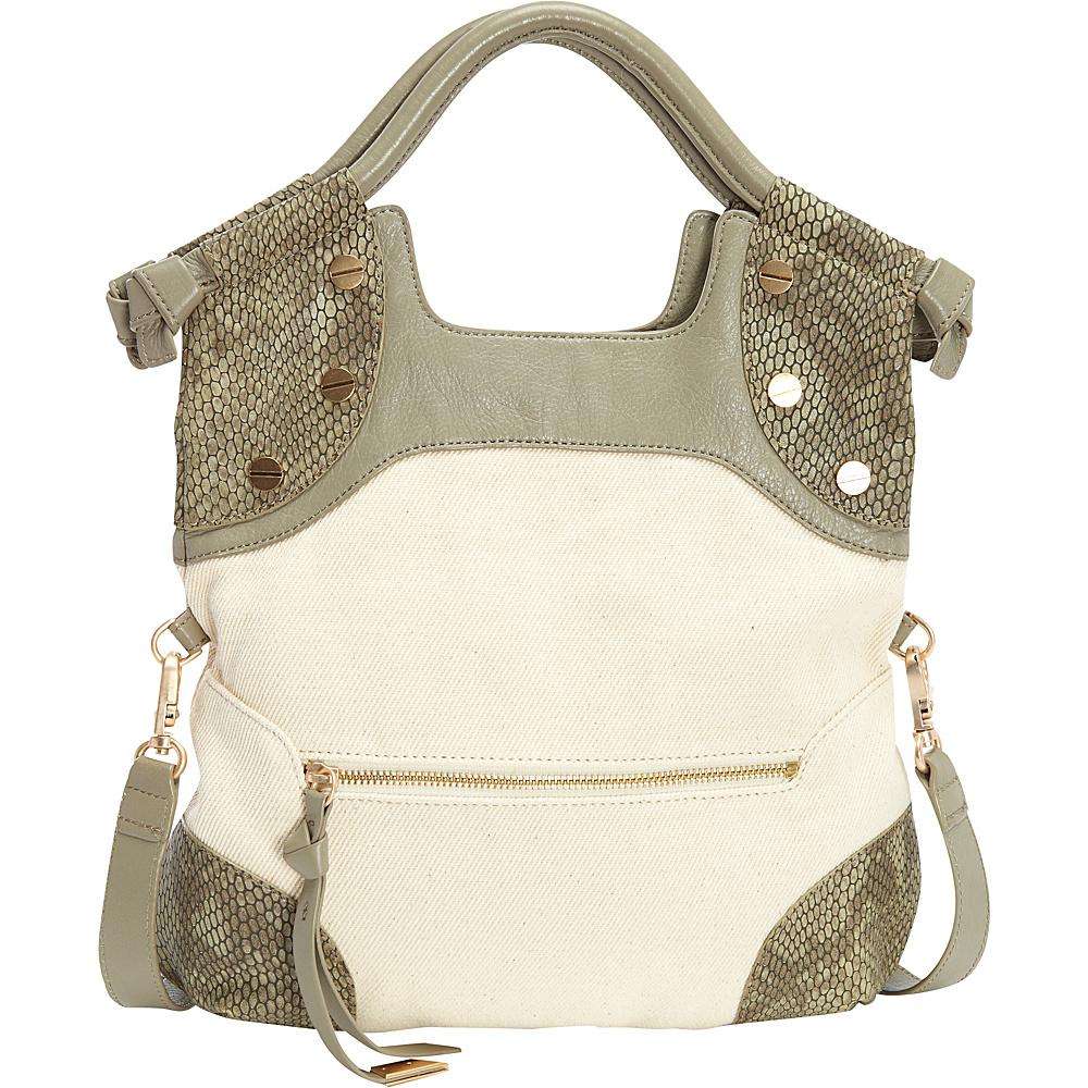 Foley Corinna Cerberus Lady Tote Safari Snake Foley Corinna Designer Handbags