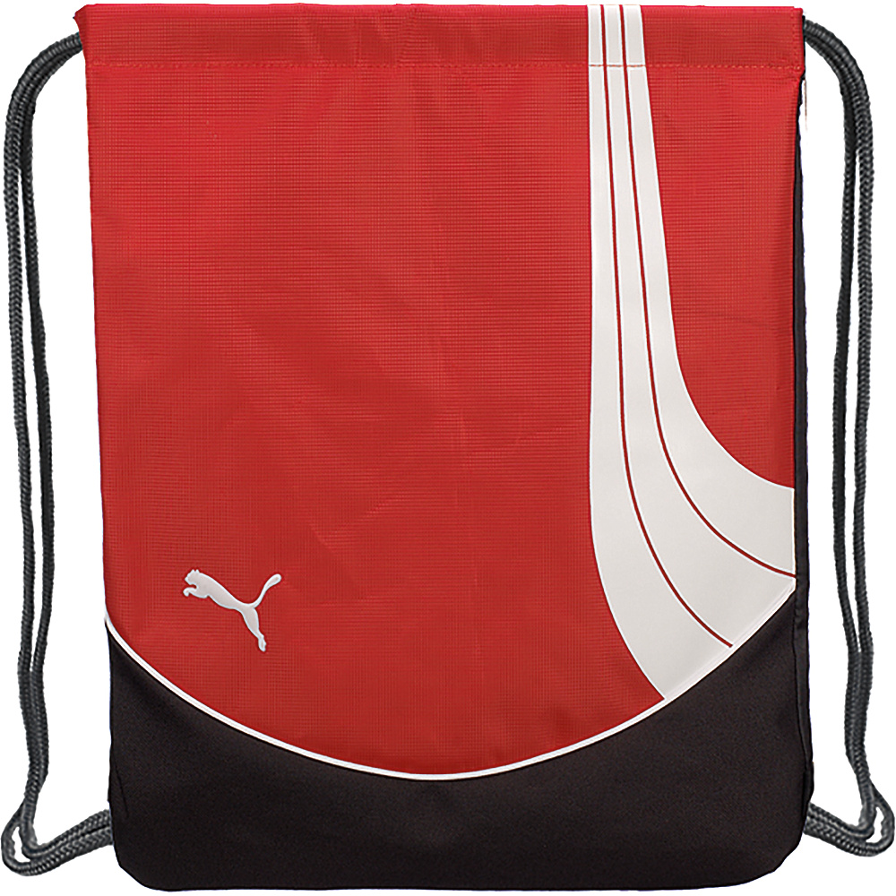 Puma Teamsport Formation Carrysack Red - Puma Everyday Backpacks