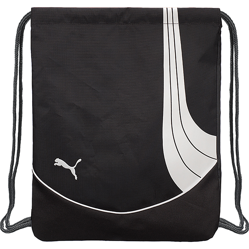 Puma Teamsport Formation Carrysack Black - Puma School & Day Hiking Backpacks