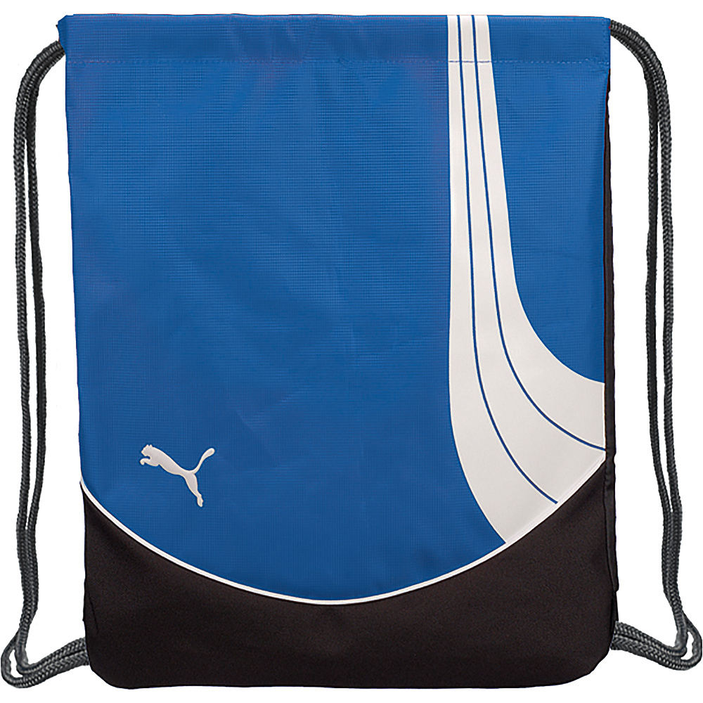 Puma Teamsport Formation Carrysack Blue - Puma School & Day Hiking Backpacks