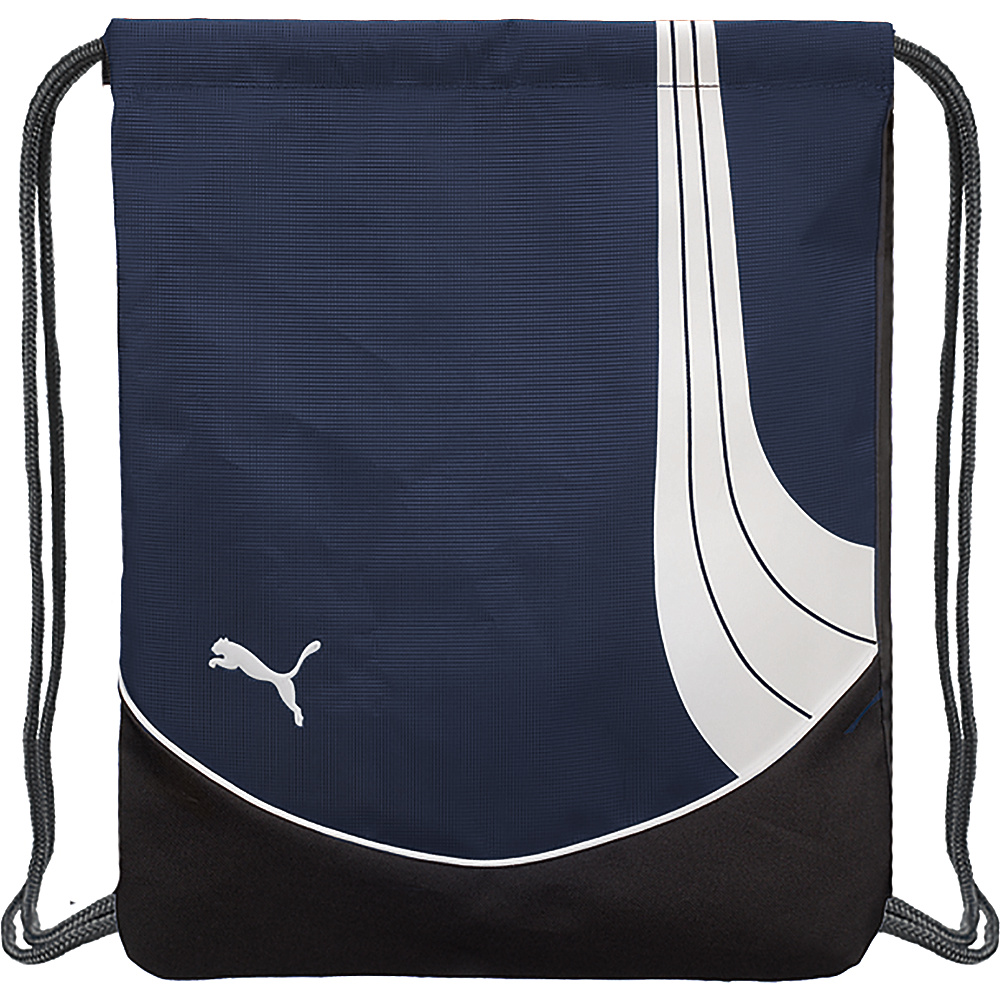 Puma Teamsport Formation Carrysack Navy Blue - Puma Everyday Backpacks