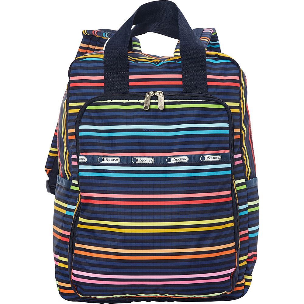 LeSportsac Utility Baby Backpack Baby LeStripe - LeSportsac Diaper Bags