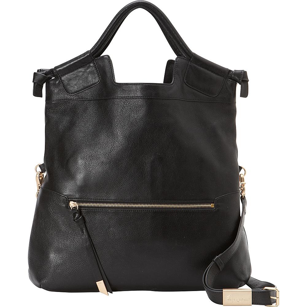 Foley Corinna Mid City Tote Black Foley Corinna Designer Handbags