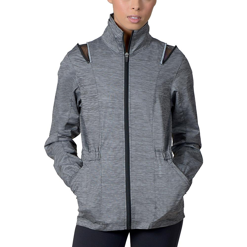 Soybu Isadora Jacket L - Black - Soybu Womens Apparel - Apparel & Footwear, Women's Apparel