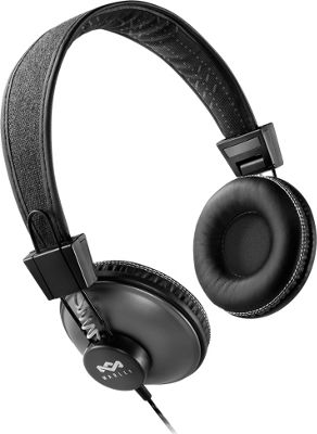 House of Marley Positive Vibration On Ear Headphone Pulse - House of Marley Headphones & Speakers