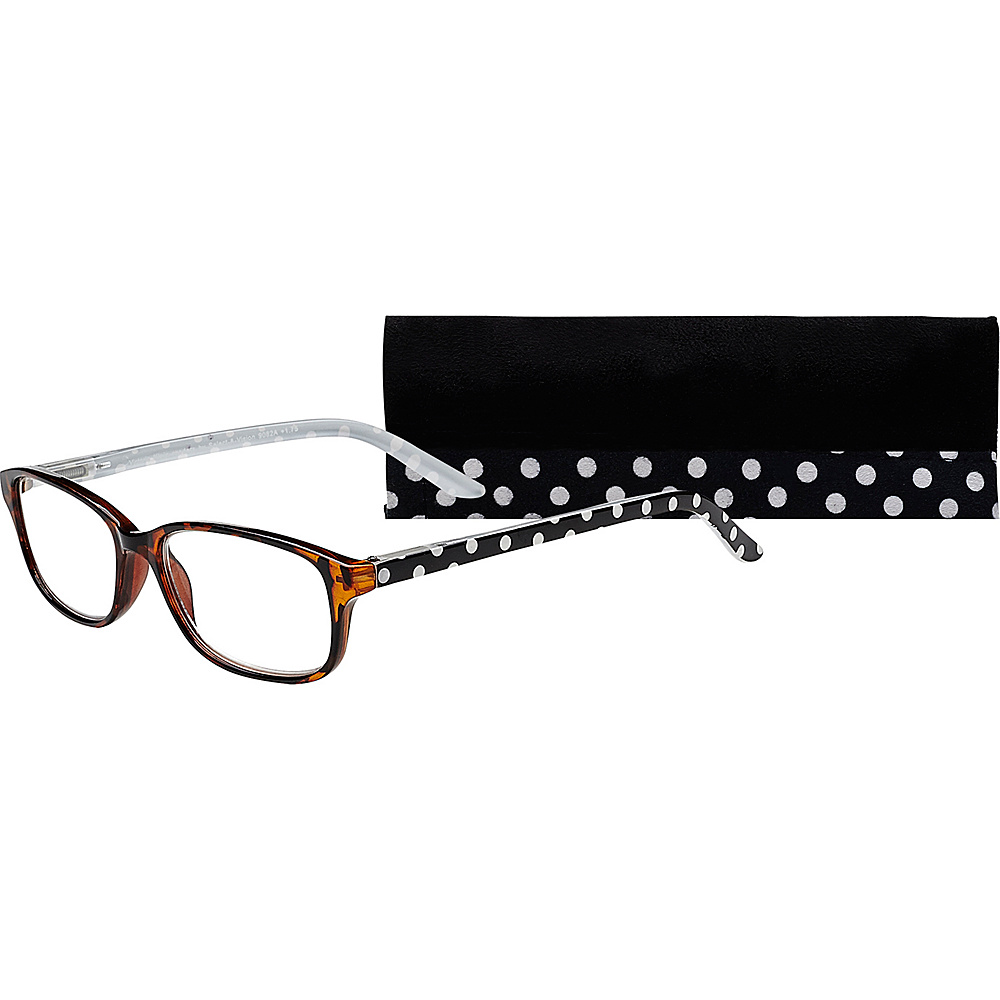 Select A Vision Victoria Klein Reading Glasses 2.00 Blue Dot Select A Vision Sunglasses