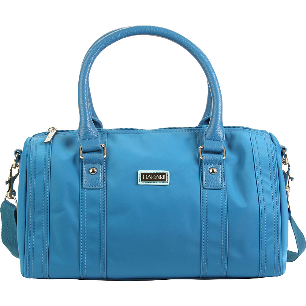 Hadaki NOLA Duffle Ocean Solid - Hadaki Fabric Handbags - Handbags, Fabric Handbags