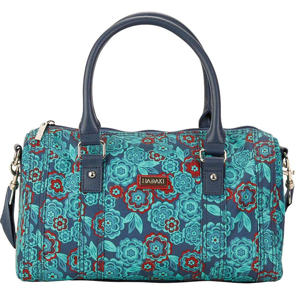 Hadaki NOLA Duffle Floral - Hadaki Fabric Handbags - Handbags, Fabric Handbags