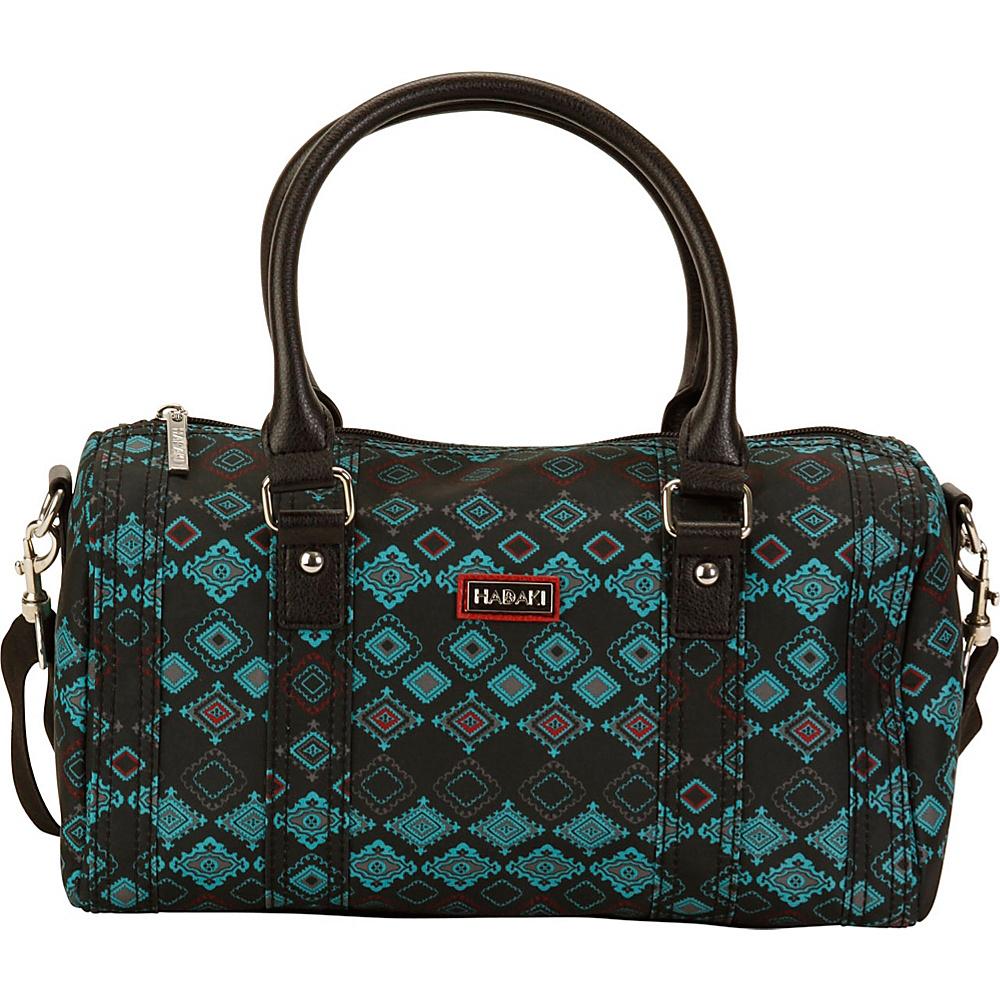 Hadaki NOLA Duffle Geo - Hadaki Fabric Handbags - Handbags, Fabric Handbags
