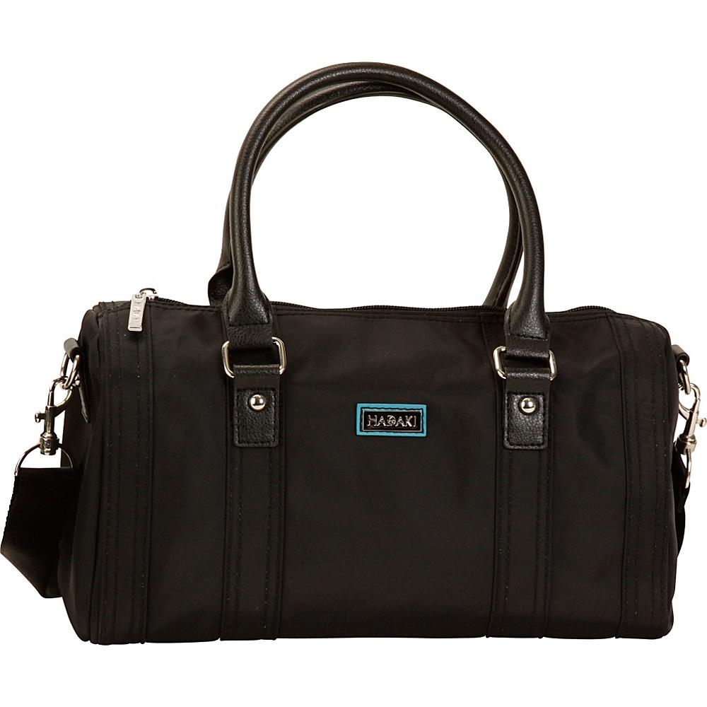 Hadaki NOLA Duffle Black - Hadaki Fabric Handbags - Handbags, Fabric Handbags