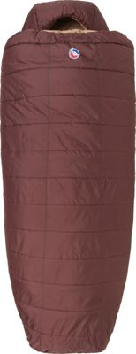 Big Agnes Elk Park -20 Thermolite Extra Sleeping Bag Chocolate - Long - Big Agnes Outdoor Accessories