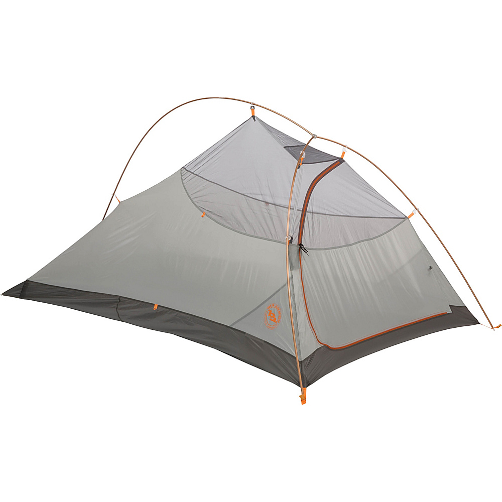 Big Agnes Fly Creek UL mtnGLO 2 Person Tent Silver Gray Big Agnes Outdoor Accessories