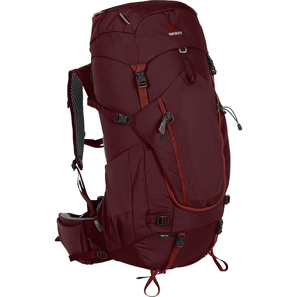 Mountainsmith Apex 60 Womens Hiking Backpack Huckleberry Mountainsmith Day Hiking Backpacks
