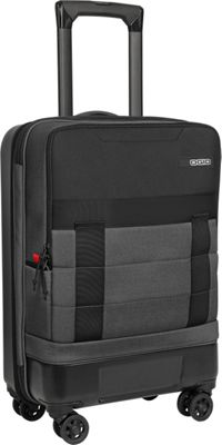 OGIO OGIO Departure 21 inch Carry-On Luggage Gray - OGIO Softside Carry-On
