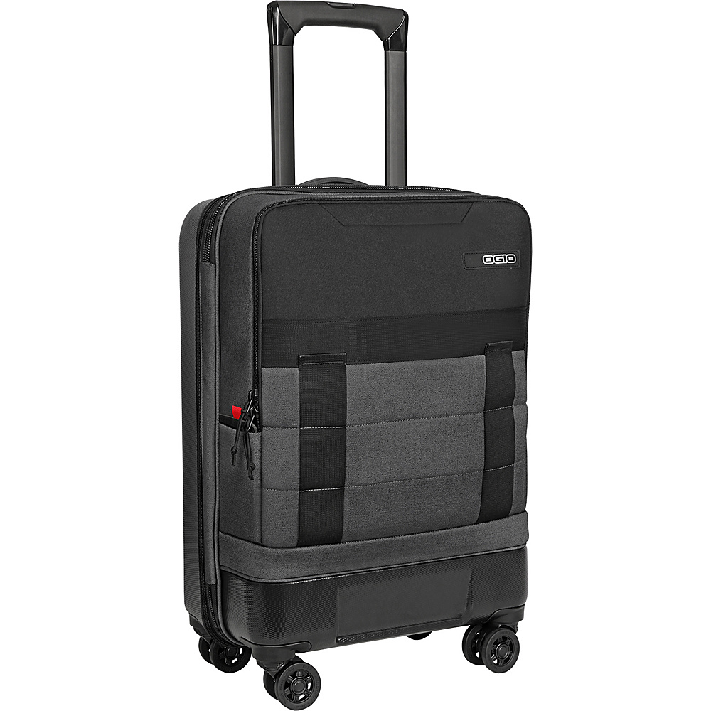 OGIO Departure 21 Carry On Luggage Gray OGIO Softside Carry On