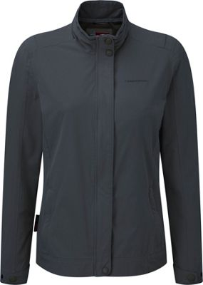 Craghoppers Nat Geo Nosilife Akello Jacket 8 - Charcoal - Craghoppers Women's Apparel