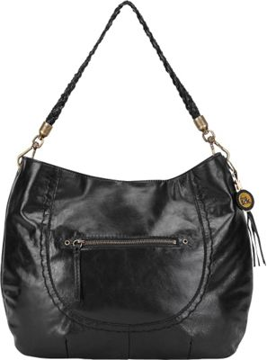 The Sak Indio Hobo Black - The Sak Leather Handbags